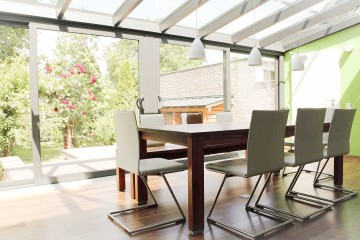 Los Angeles Sunrooms and Patio Room Straight Eave