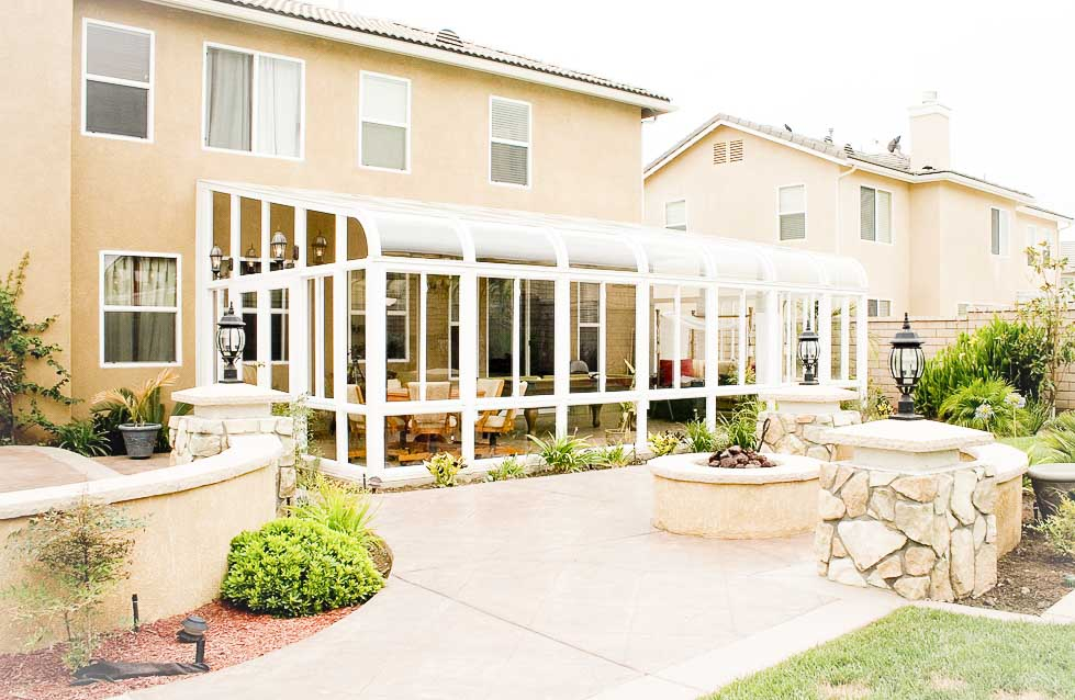 Burbank, CA sunrooms and patio rooms - Los Angeles Sunrooms and ...