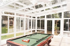 Huntington Park, CA sunroom game room