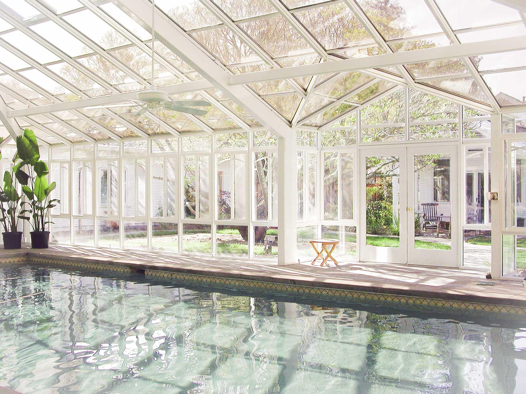 Pasadena, CA Pool Enclosure
