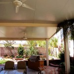 Lancaster, CA alumawood patio cover